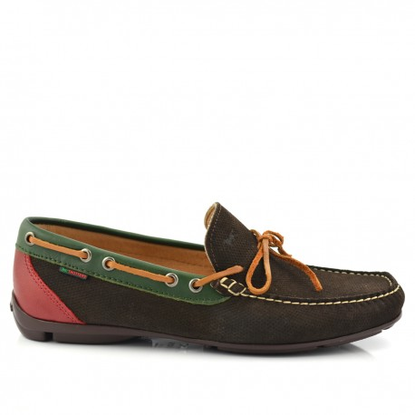 Mocasines serraje marrón 87353-TR