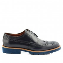 Bluchers color azul marino 6240-AD