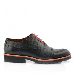 Bluchers color negro 6237-AD