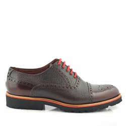 Bluchers color burdeos 6237-AD